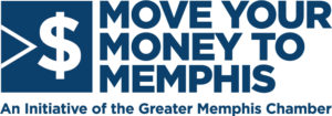Move Your Money to Memphis logo